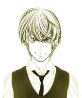 Yagami Light by jowFR