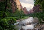 Path to the Narrows by Bawwomick