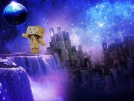 It's a Danbo World by bluemoonlily