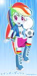 .: Rainbow Dash - The Element of Loyalty :. by GamingGoru