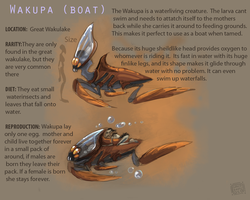 The wakupa by griffsnuff