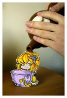 commish - tea please by Rejuch
