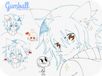 Gumball - The amazing world of Gumball by MiryamDraws