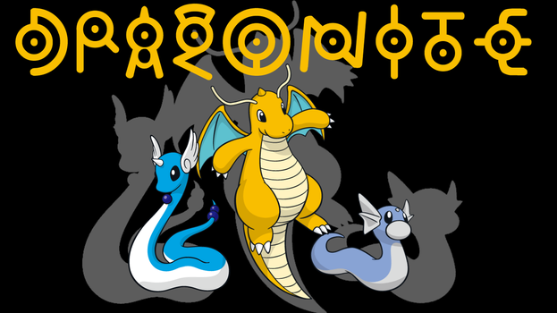 Dragonite Background by JCast639