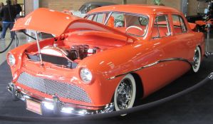 51 Ford Custom by zypherion