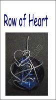 Row of Heart by snowny