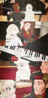 The Piano Lesson by Chanelka99