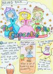 Bring back...The Cupcake Dolls by rosie-pie