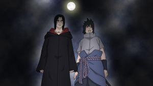 The Uchiha Brothers by HayabusaSnake