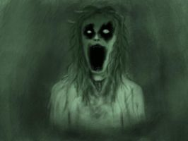 Grave Encounters Creature by TheDarkenedPoet