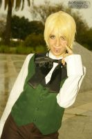 Let's play ! - Alois Trancy Cosplay by XiXiXion