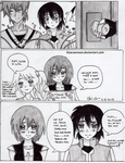 AshxMisty: Forever Doujinshi Page 68 by Kisarasmoon