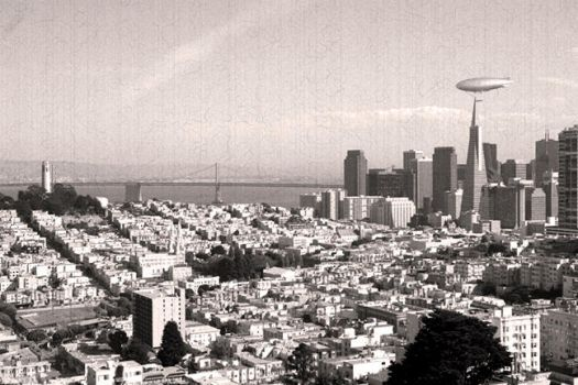 Old SF by TikiDansPhotography