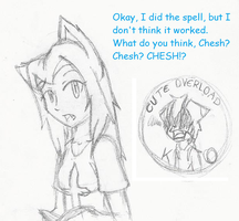 Day 10 - With animal ears by cheshire-cat-tamer
