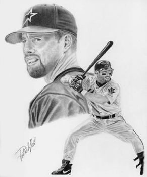Jeff Bagwell by ScottyDal