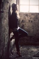 Chillin Girl by themagilla