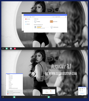 Alchemy Theme For Windows 8.1 by cu88