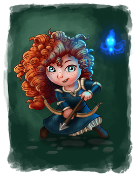 LilMerida by CaseyD2K
