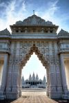 Hindu Temple in Houston by Alex--Torres