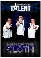 Men of the Cloth Poster by Tyrant-Designs