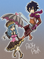 Gray X Juvia (Calender) by PoOfyPink