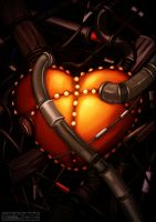 Mechanical Heart by RafusChan