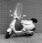 Tinfoil Motorbike by waitingforlefty