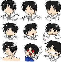 Roy Mustang IP by SlothxKuriKara
