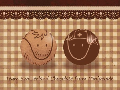 Tennis: Team Switzerland Chocolate by 32929wt