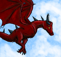 Red Dragon by Kimni