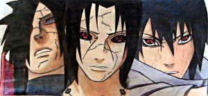 Uchiha Clan by IdusMartius
