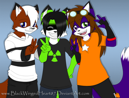 Group photo by BlackWingedHeart87