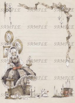Sample Lolita Paper by Loputyn