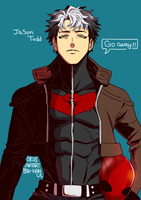 Jason todd by BAK-Hanul