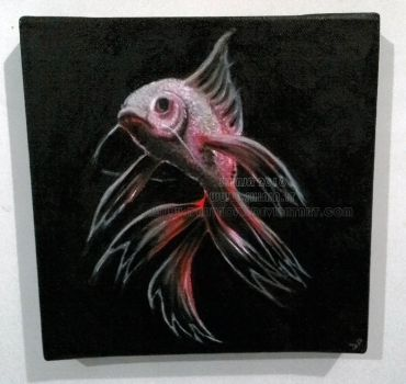Fighter Fish by danyNoFX