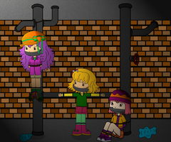 The Grapes Children Kidnapped (Remake) by 00m