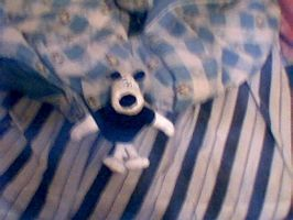 My Dudley Puppy plushie by MollyKetty