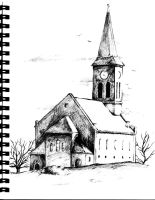 Church by MsKimPossible