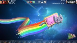Screenshot - December 2013 - Desktop by evildarklxs