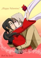 RoChu Happy Valentine by siary