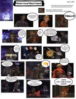 Final Fantasy XI strip by ShinigamiRukia