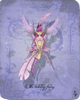 The tickling faery by clv