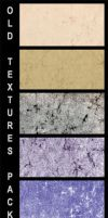 Old Textures Pack by nostalgic-stock
