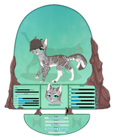 Willowbreeze of Skyclan by pink-pixie-dust
