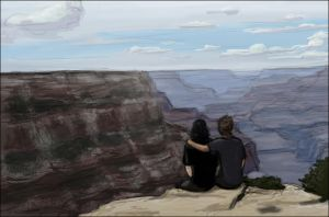Grand Canyon by brunashut