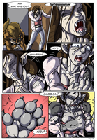 A Tale Of Two Werewolves 10 by FullMoonMaster