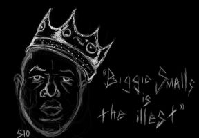 Biggie Smalls Is the Illest by SINGLETON930