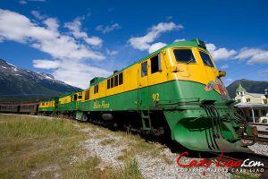 White Pass and Yukon Route RR by soak2179