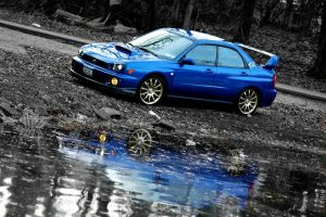 The Mighty WRX III by wowimsoemo