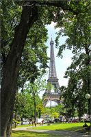 Summer in Paris by ShlomitMessica